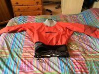 Langer kayakbe 2 piece dry suit