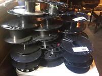 Empty spools (various sizes) -Free