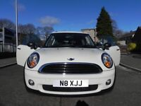 REAL BARGAIN!!!Mini Clubman 1,6 10reg. 24000miles. MOT march 2017 Price only this weekend!!!