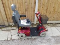 Mobility scooter excellent condition comes with spare key and instruction booklet