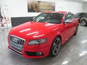 2012 Audi S4 Premium (S tronic)