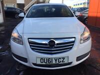 Vauxhall insignia 2.0 diesel manual start&drives 2011