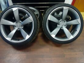 20'inch alloys to suit Audi a4