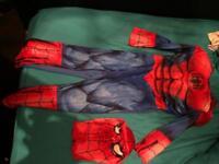 Spider-Man 5-6 year old
