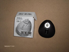 Yoga Microphone Table/Desk Stand DS1