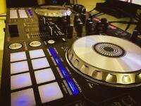 Pioneer DDJ-SR 2 chanell Serato DJ controller
