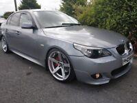 07 BMW 535D M SPORT *ONLY 81K*! LIKE 530D 335D 330D A4 A6 S LINE PASSAT GOLF GTI R32 FR EVO STI WRX