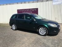 Vauxhall Astra 1.6 Exclusive *Estate *Full Mot *Part Exchange Welcome