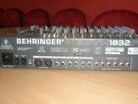 Behringer 16 chanel mixer