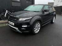 2013 Range Rover Evoque Dynamic Lux