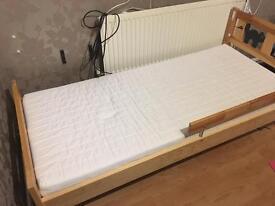 Kids starter bed