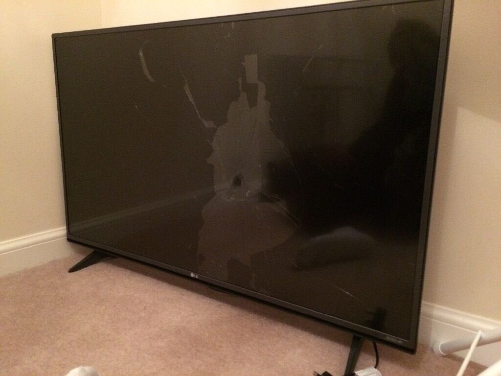 "42"" LG flatscreen tv manufactured Feb 2016"