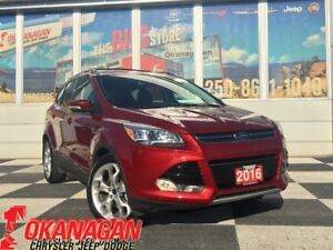 2016 Ford Escape TITANIUM AWD | Navigation | Leather | Sunroof