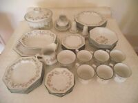 crockery set Eternal Beau 55 pieces