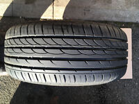 As new Tyre - 225 x 45 x 17