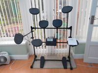 ION iDM02 Electronic Drum Machine