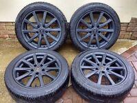 "17"" 5x114.3 Alloys / Tyres Honda Lexus Mazda Nissan Toyota"
