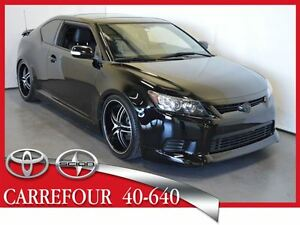2011 Scion tC 2.5L Cuir+Suspension+Kit de Jupes+Aileron+Mags 20