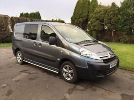 Citroen Dispatch 2.0 HDI 6 seats (Expert, Scudo)