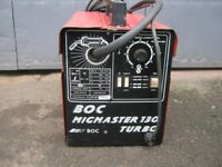 BOC MIGMASTER 130 TURBO MIG WELDER