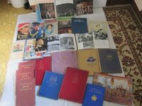 COLLECTABLE ROYAL FAMILY BOOKS