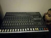 16 channels mixer