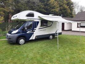 Year 2012 Swift Escape 624 4 Berth Motorhome/Campervan