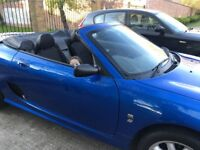 MG SPORTS CONVERTABLE TF 1.6 2004 Manual