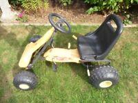 Child's Go-cart