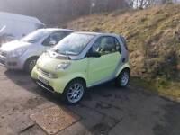 Smart City coupe 0.7 petrol