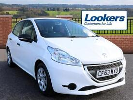 Peugeot 208 ACCESS (white) 2014-01-31