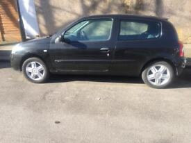 Clio mot may perfect drive part exchange to clear