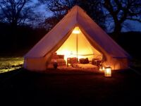 Bell tent hire, bell photobooth, accommodation, glamping, camping, acommodation,photography, parties