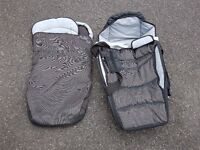 Mothercare Trenton Deluxe Travel System-good condition-Quick sale
