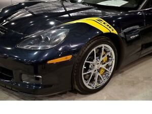 2013 Chevrolet Corvette Z06  - 6-Speed Manual - LOW KM