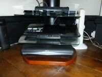 """55"""" Sony Bravia LCD 3D television with Sony Home Cinema and stand."""