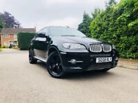 BMW X6 3.0 35D X DRIVE + FULL SERVICE HISTORY + FULL CREAM LEATHER SEATS + HEATED SEATS