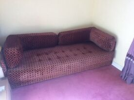 large sofa base foam base excelent condition