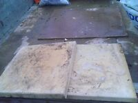 beautiful paving slabs(second hand)