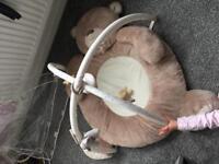 Mothercare teddy playmat