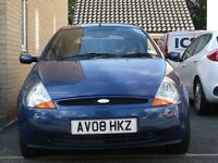Ford KA 1.3 Style Climate - very good condition and genuine low mileage