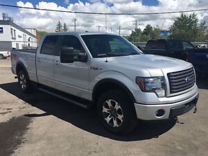 2012 Ford F-150 FX4 / ECO 3.5 / LEATHER / TOW PACKAGE