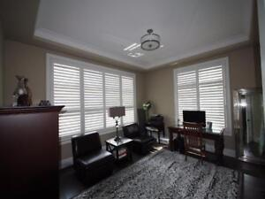 UP TO 80% OFF!!  CUSTOM SHUTTERS, BLIND, ZEBRA BLINDS, VIENNA BLINDS, ROLLER BLINDS, SILHOUETTE BLINDS