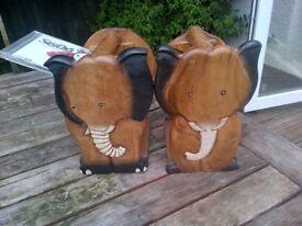 Elephant CD Storage
