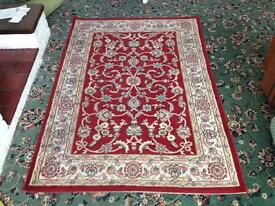 Patterned rug for sale