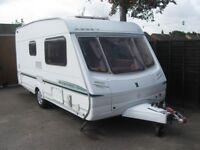 abbey aventura 2004 2 berth caravan in very very good condition