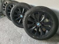 Bmw Vauxhall vivaro Renalt traffic alloy wheels x 5