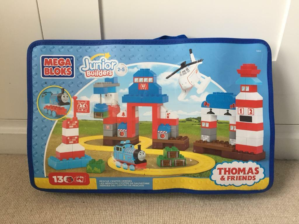 Mega Bloks Thomas & Friends Rescue Centre Heroes
