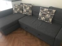 IKEA SOFA BED WITH UNDERNEATH STORGAGE