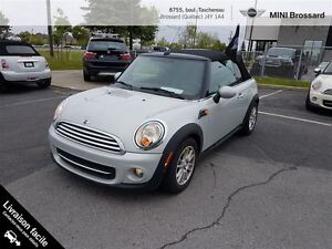 2014 MINI Cooper Convertible NOUVEL ARRIVAGE